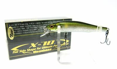 Megabass X-140 World Challenge Floating Minnow Lure PM Fujikawa Ayu
