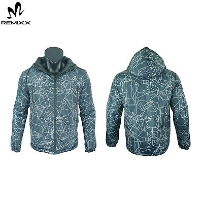 Men's Winter Lightweight Down Jacket Quilted Padded Puffer Coat Outwear AU