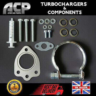 Turbocharger Fitting Kit for Citroen, Mitsubishi, Peugeot 2.2 HDi, DI-D. 156 BHP
