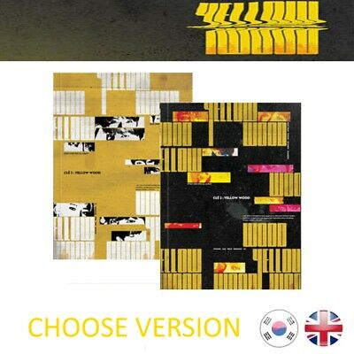 [NEW + SEALED!] STRAY KIDS CLÉ2 Yellow Wood Normal Version Kpop K-pop UK