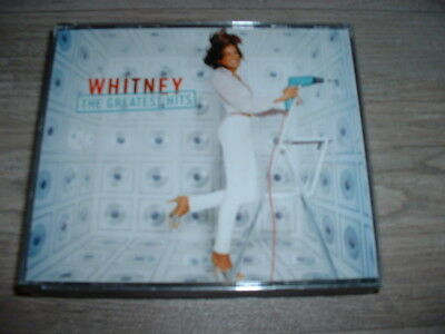 "Whitney Houston ""The Greatest Hits"" 2-CD"