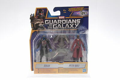 Hasbro #A7896 - Ronan and Quill - Guardians of the Galaxy - A+/A+