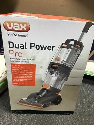 Vax W85-PP-T Due Power Pro Upright Carpet Cleaner
