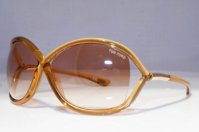 4786c0f032 TOM FORD Womens Designer Sunglasses Brown Butterfly Whitney TF9 614 19987