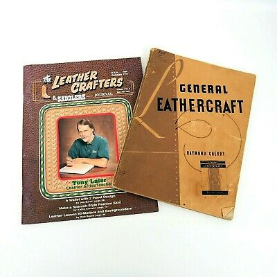 Lot 2 General Leathercraft by Raymond Cherry '49| Leather Crafters & Saddlers 97