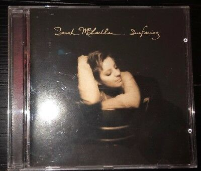 Sarah McLachlan - Surfacing - Enhanced Cd . BMG Edition