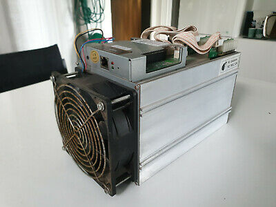Bitmain Antminer S7-F1 Special Edition 4,7 THs mit nur 1 Lüfter (sehr leise!)