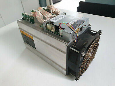 Bitmain Antminer S7-F1 Special Edition 4,9 THs mit nur 1 Lüfter (leise!)