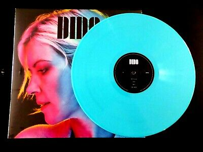 "DIDO - STILL ON MY MIND  BLUE VINYL  LP WITH SIGNED 12"" x 12"" SIGNED PRINT , NEW"