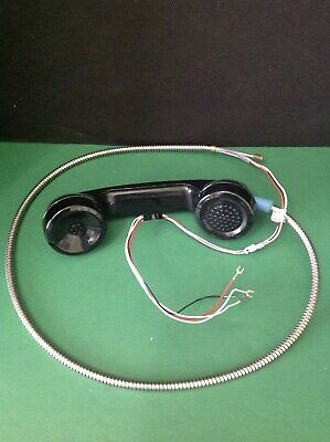 GTE AUTOMATIC ELECTRIC Payphone Handset NOS