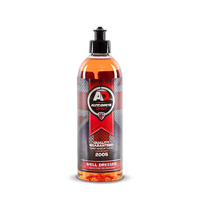 Autobrite Direct Well Dressed Trim and Tyre Gel Dressing 500ml
