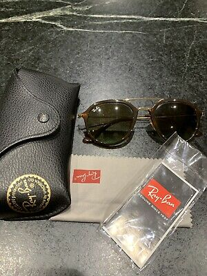327af77e4309 Ray Ban RB4253 820/A6 53MM Gradient Sunglasses Gold Tone/Green/Tortoise