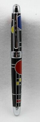 Acme Studio Playhouse Frank Lloyd Wright Rollerball Writing Pen ~ New In Box