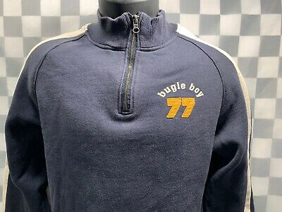 BUGLE BOY #77 Pull Over Jacket Boys Kid's Size 16/18