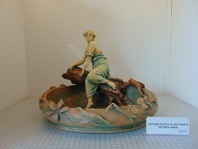 Art Nouveau Center Piece By Teplitz Factory Bernhard Bloch