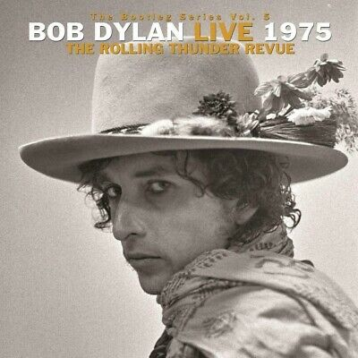 Bob Dylan - The Bootleg Series Vol 5: The Rolling Thunder Revue 1975 - New 3LP