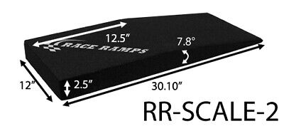 RACE RAMPS Scale Ramps 2.5in Height Pair P/N - RR-SCALE-2