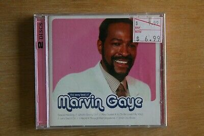 Marvin Gaye – The Very Best Of Marvin Gaye    (Box C794)