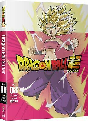 Dragon Ball Super z : Part 7  DVD 2019  (Free Fast Shipping)