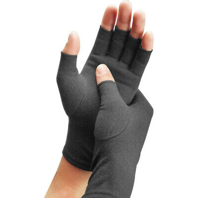 Compression Pain Relief Arthritis Gloves Support Hand Wrist Brace Carpal Tunnel