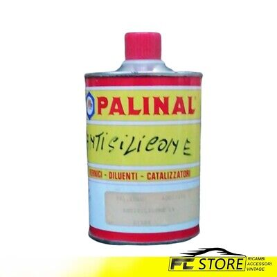 Additif Antisilicone au 1% pour Carrosserie Palinal 500ML