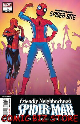 Friendly Neighborhood Spider-Man #6 (2019) 2Nd Printing Robinson Variant Cover