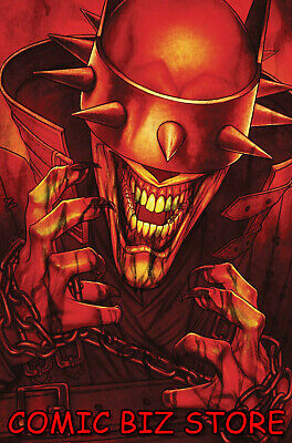 Batman Who Laughs #6 (Of 6) (2019) 1St Printing Variant Cover Dc Uni ($4.99)