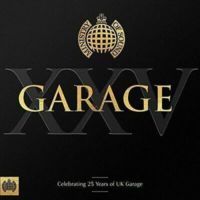 Garage XXV - Ministry Of Sound [CD]