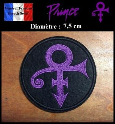 Écusson Brodé Thermocollant NEUF ( Patch Embroidered ) - Prince ( Ref 1 )