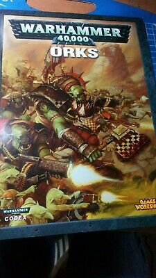 WARHAMMER 40K SPACE Marine 5th Edition Codex Rulebook Painting Guide