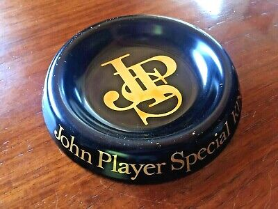 John Player Special ashtray / Lotus F1 memorabilia !
