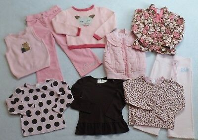 cf20b57f0383 Girls Size 5 5-6 Mixed Huge Lot 9 Gymboree School Special Occasions Pants  Shirts