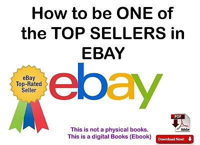 HOW TO BECOME A TOP SELLER ON E-BAY  PDF with Resell Rights Bonus Ebooks emoney