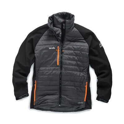 VESTE EXPEDITION THERMO SOFTSHELL S T54044 Port gratuit