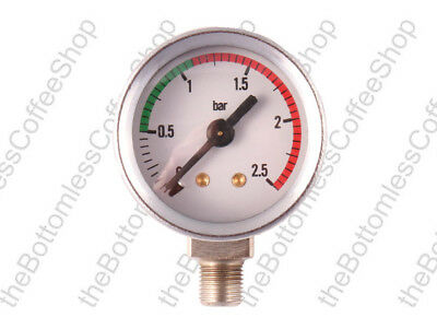 Pressure Gauge for La Pavoni Eurocopiccola Coffee Machine Maker