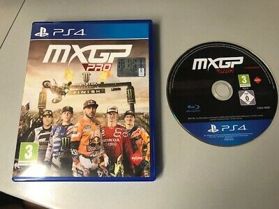 Sony Playstation 4 Ps4 Mxgp Pro Pal Italiano ☆