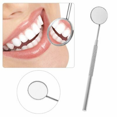Dental Mirror with Handle Excellent Quality Surgical Dental Students Dentist New
