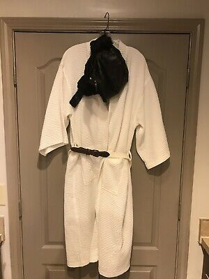 Christmas Vacation Cousin Eddie Bathrobe Costume