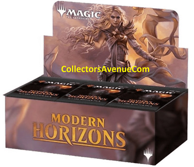 MODERN HORIZONS - Booster Box MTG MAGIC - SEALED English - CollectorsAvenueCom