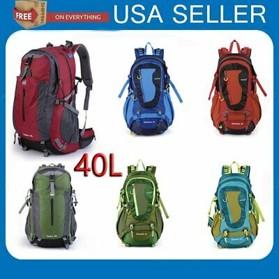 2019 Outdoor Military Tactical Backpack Rucksack Sport Hiking Camping Travel Bag