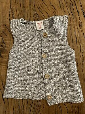 Seed Vest Size 000