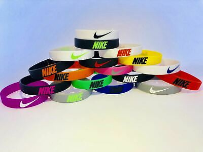 Nike Sport Baller Band Silicone Rubber Bracelet Wristband BUY 1 GET 1 FREE
