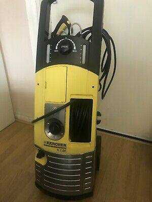 Karcher K7.85 Car Pressure Washer 160 Bar 240v Auto Stop & Start