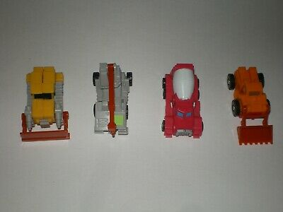 Choice Transformers G1 Hasbro Micro Masters Action Figures1990 Micromasters