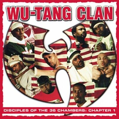 Wu-Tang Clan - Disciples of the 36 Chambers - New CD Album - Pre Order 21st June