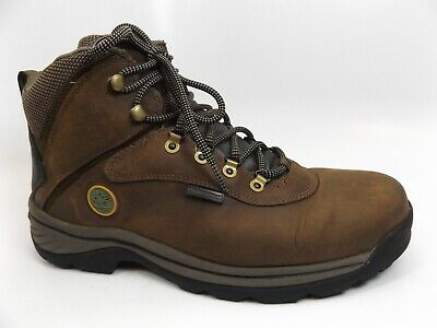 5cb8c242c58 MEN'S TIMBERLAND White Ledge Mid Waterproof Ankle Boots Dark Brown 8 ...