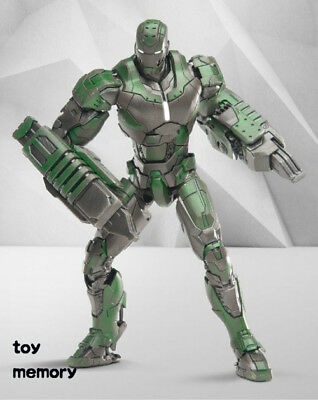 2GOODCO 25cm Iron Man Armour Platform Gantry with LED 1//12 Fit Comicave Doll