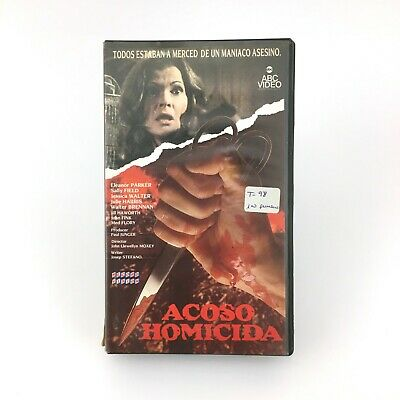 ACOSO HOMICIDA Home for the Holidays Sally Field Deadly desires DRAMA TERROR VHS