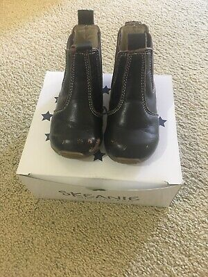 Toddler Size 22 Skeanie Riding Boots In Chocolate