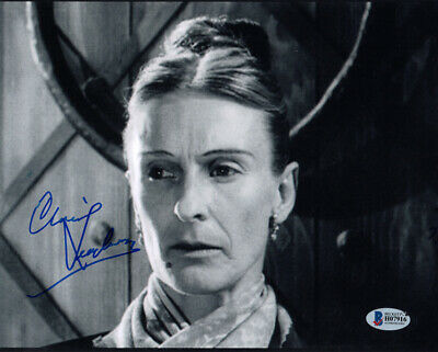 CLORIS LEACHMAN SIGNED 8x10 PHOTO FRAU BLUCHER YOUNG FRANKENSTEIN